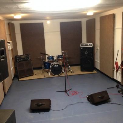 Studio 8 room