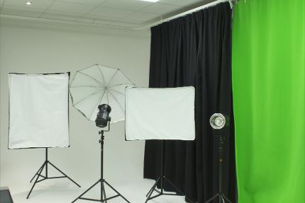 Small Photography Studio