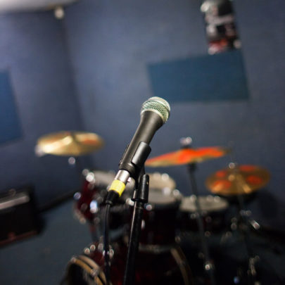 Studio 10 - London's Cheapest fully equipped Rehearsal room - Mill Hill Music Complex