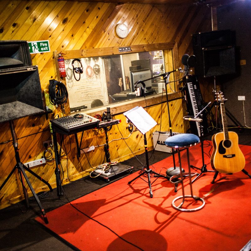Studio 1 - Recording - Mill Hill Music Complex