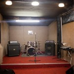 Studio 4 Musical Rehearsal Studio with stage - london