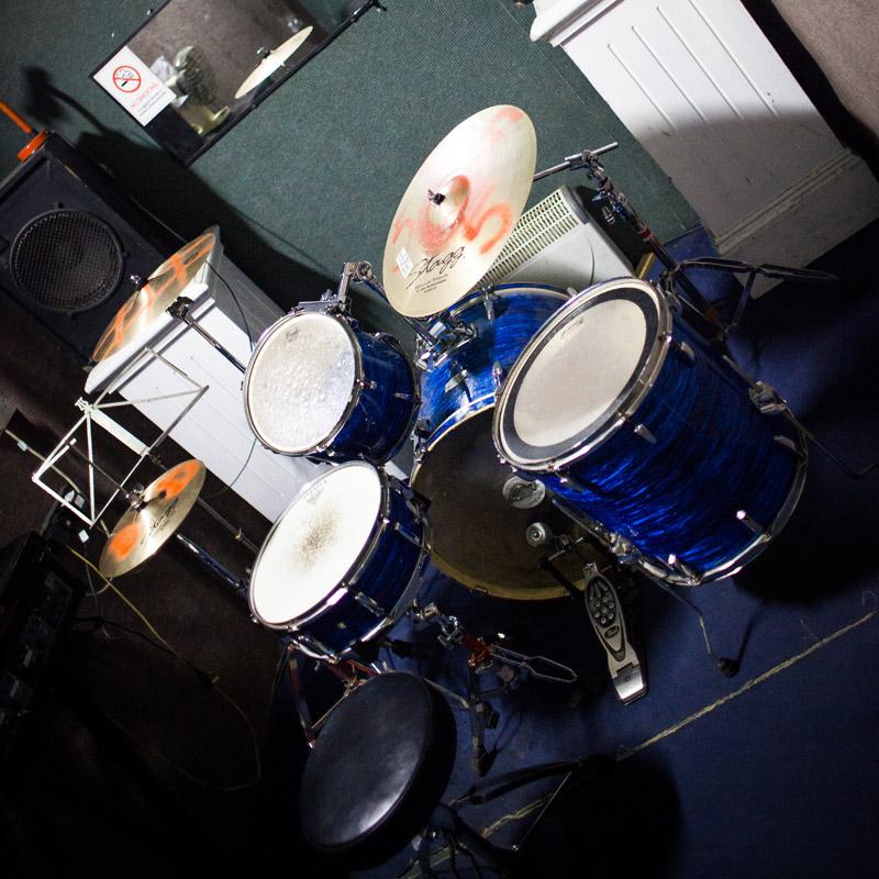 Drum Practice Room London