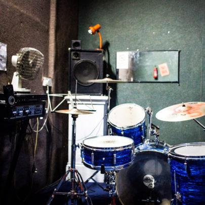Drum Practice Room Central London