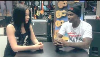 DJ Yung Quincy and Ms Sahfiyah