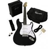 Cruzer by Crafter ST-80 Electric Guitar Pack