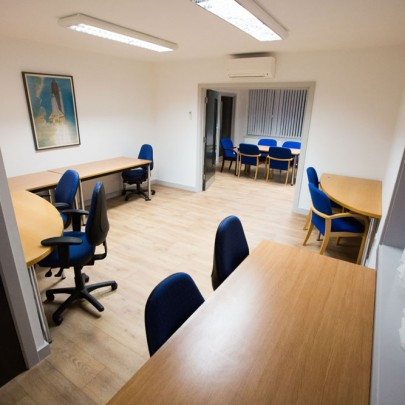 hot desk for hire London NW7