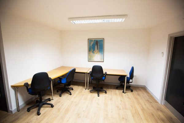hotdesking co-working Mill Hill