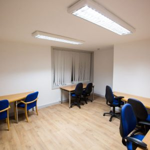 Hot desk for hire Mill Hill