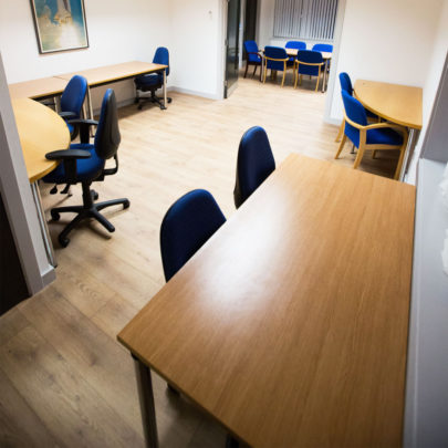 co-working spaces for hire, North London
