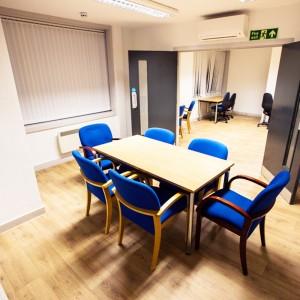 Meeting Rooms & Hotdesking