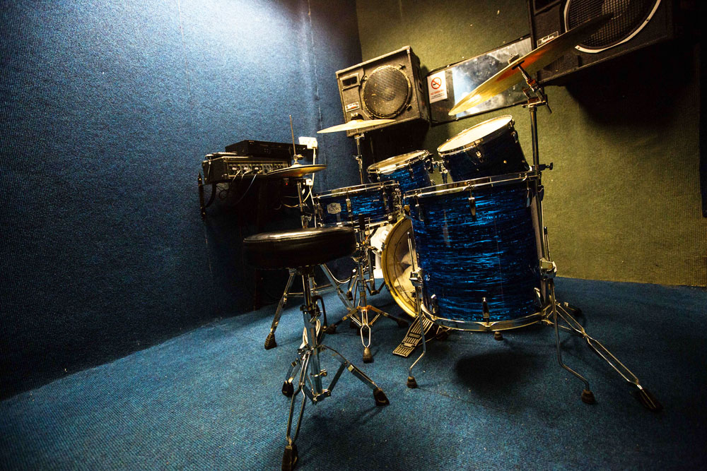 Studio 05 – Drum Rehearsal Room