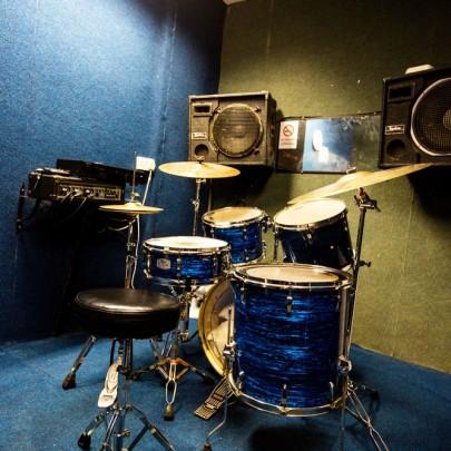 Studio 05 – Drum Practice Room, North London