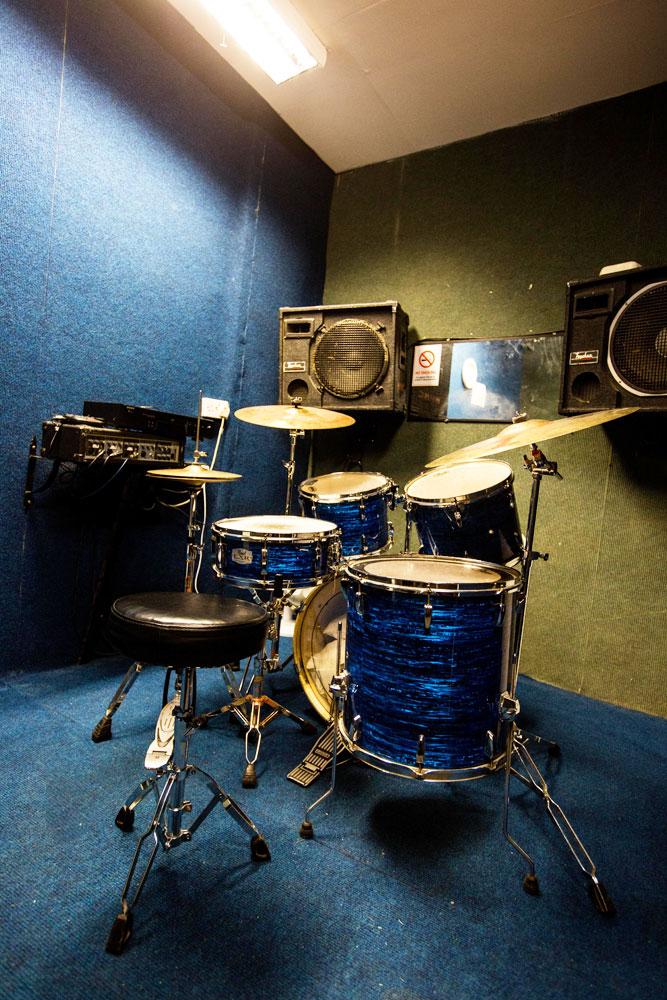 Studio 05 Drum Practice Studio Mill Hill Music Complex