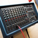 Studio 09 – Studiomaster mixer amp