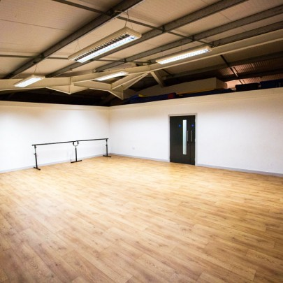 Studio 21 – Large Space for Dance, Fitness and Casting, London